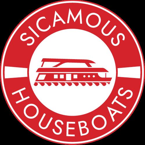 Sicamous Houseboats